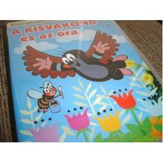 A Kisvakond es az ora - Children's Cartoon / Region 2 PAL DVD / Audio: Hungarian / 77' RunningTime  $12.99