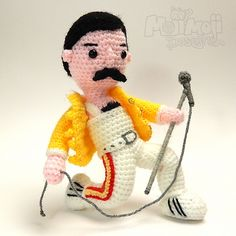 Ravelry: Freddie pattern by Moji-Moji Design