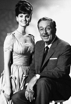 Walt and Leslie Ann Warren