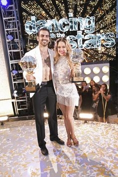 Dancing with the Stars 2016 Spoilers - DWTS Finale Results - Season 22 Winners Nyle DiMarco and Peta Murgatroyd