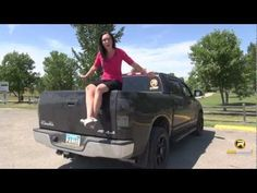 The tonneau cover you've always dreamed of has arrived at RealTruck.com. The new BAK Roll-X tonneau cover is strong like a hard cover and rolls up like a soft cover! Check it out in this quick video.   http://www.realtruck.com/bak-roll-x-tonneau-cover/
