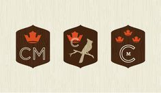 Crown Maple Syrup logomark system, by Studio MPLS