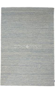 Azure Handmade Wool Weave Rug