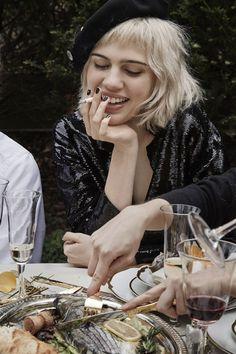 Julia Cumming by Brianna Capozzi for Dazed Summer 2015 7