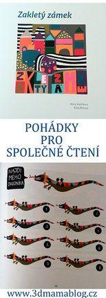 Zakletý zámek, recenze na www.3dmamablog.cz