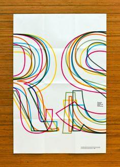 Bill Bernbach diversity scholarship posters by Juan Carlos Pagan, via Behance