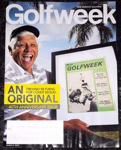 Golf Week Magazine  MARCH 9, 2015