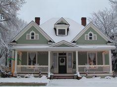 Our 1904 Restored Farmhouse in North Carolina...