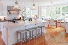 Два в одном - кухня и столовая