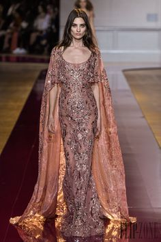 Zuhair Murad Fall-winter 2016-2017 - Couture