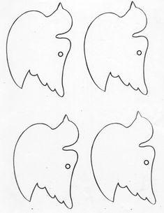 One Small Bird Pattern