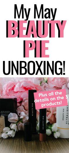Beauty Pie, Beauty Hacks, Sweat Proof Makeup, Perfect Messy Bun, Allure Beauty, Beauty Box Subscriptions, Summer Beauty, Subscription Boxes, Pie Box