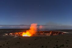 Photography In The National Parks: Day And Night In Hawai'i Volcanoes National Park Submitted by Rebecca Latson ... on January 6, 2015 - 1:35am