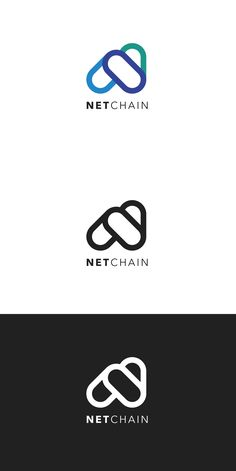Net Chain N Letter Logo Template AI, EPS