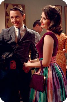 Trudy Campbell - Mad Men Fashion