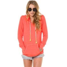 Billabong hoodie Pre-loved Billabong hoodie. Worn just a few times and in great condition.  Soft and cozy but light enough to be layered under coats! In a pretty faded red color w/ ombré drawstrings. This is perfect for a beachy look! Size medium, will fit sizes S-M. All offers will be considered! Billabong Tops Sweatshirts & Hoodies