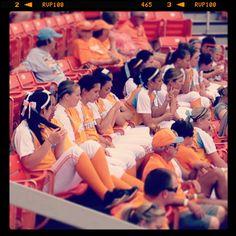 2013 UT Lady Vols Softball Team