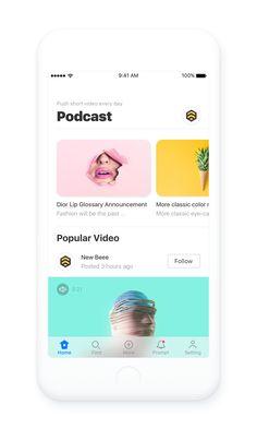 Make navbar glass ui feel? Especially when it expands blur background . Mobile Ui Design, App Ui Design, Card Ui, App Design Inspiration, Mobile App Ui, Music App, Ui Web, Interactive Design, User Interface