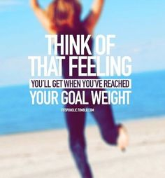Think of that feeling you'll get when you've reached your goal weight!  Come to Body Morph Gym in Ferndale, MI for all of your fitness needs!  Call (248) 544-4646 TODAY to schedule an appointment or visit our website www.bodymorph.net for more information!