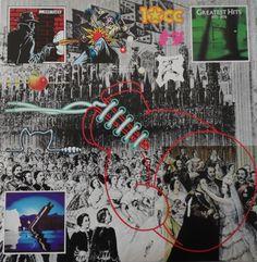 10CC Greatest Hits 72-78 1979 UK LP 33 Vinyl Album Rock Pop 70s 9102504 Free S&H