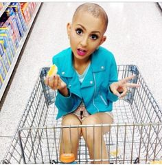 Talia ♡ she is working the the cancer