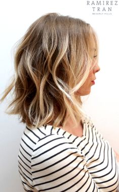 possible hair color for me but a little darker