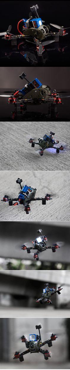STORM Racing Drone (RTF / Mech X5 / CleanFlight) http://www.helipal.com/storm-racing-drone-rtf-mech-x5-cleanflight.html