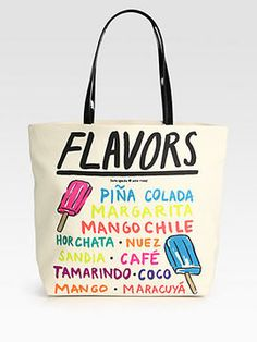 Kate Spade South Of The Border Bon Shopper