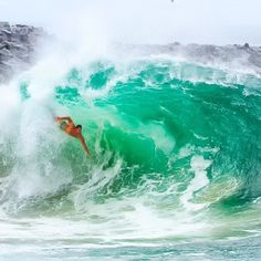 Founder of URT clothing drops in at the Wedge #urt http://www.swell.com/URT