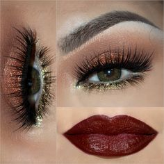 Get this look with wet n wild Mega Last Lip Color in Cherry Bomb #wetnwildbeauty #makeup