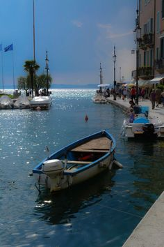 Lazise - Lake Garda, Veneto, Italy, province of Verona