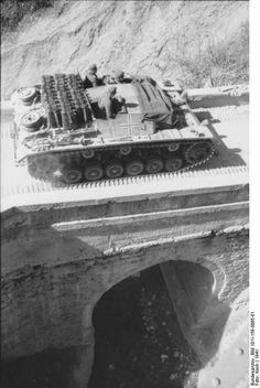 Stug III Ausf. C or D, Balkans (invasion of Yugoslavia & Greece), April 1941