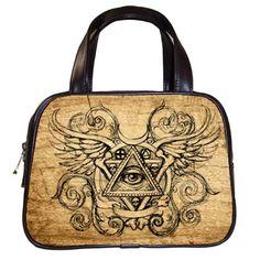 Illuminati Hand Bag