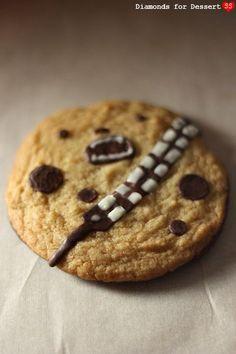 it's a wooky cookie!