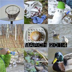 March 2014, Bird Feeders, Weird, Outdoor Decor, Blog, Home Decor, Decoration Home, Room Decor, Interior Decorating