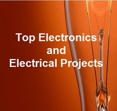 Do it yourself projects are a great way to build some of the great latest list of electronics and electrical engineering projects for honors electrical engineering projects include many aspects solutioingenieria Images