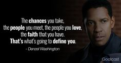 Top 15 Most Inspiring Denzel Washington Quotes - Goalcast
