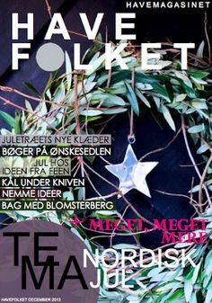 HAVEFOLKETS JULEMAGASIN - check out our Christmas magazine at havefolket.com
