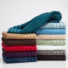 Treat your family & holiday guests like royalty with these Martex Egyptian Cotton Towels.