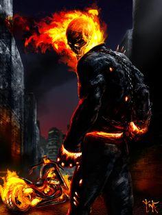 Ghost Rider - Çağlayan Kaya Göksoy