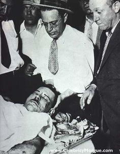 John Dillinger, Public Enemy #1