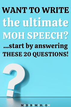 Having writers' block when it comes to your maid of honor speech? Try answering these 20 questions to help you put pen to paper! #maidofhonorspeechideas #howtowriteamaidofhonorspeech #ModernMaidofHonor #ModernMOH 20 Questions, This Or That Questions, Free Wedding, Wedding Day, Maid Of Honor Speech, Hobbies And Interests, Writing Tips, Writers, Best Friends