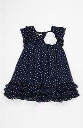 Pippa & Julie Polka Dot Dress (Toddler) $40