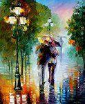 Love the rain, love love.