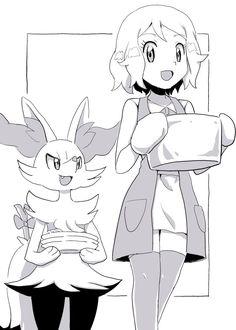:3 #KalosQueen #PokémonXY #Amourshipping
