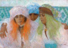 Lucien Levy-Dhurmer -- Artist, explorer, and autumn son at the ... Amoeba Music1600 × 1151Buscar por imagen Beautés de Marrakech 1901