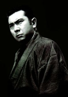 Shintaro Katsu   勝 新太郎