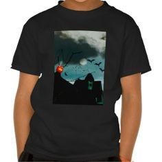Pumpkin Scarecrow - Scary Halloween Design T Shirt