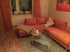 Wohnzimmer In Orange Schne Wohnung Kassel Wehlheiden Zu Vermieten