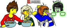 Lego ninjago #721 by MaylovesAkidah           Jay's toung though 0XD